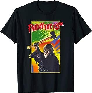 Friday the 13th Retro Game T Shirt T-Shirt