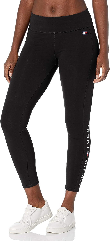 Tommy Hilfiger Women's Premium Performance Midrise Jersey Legging