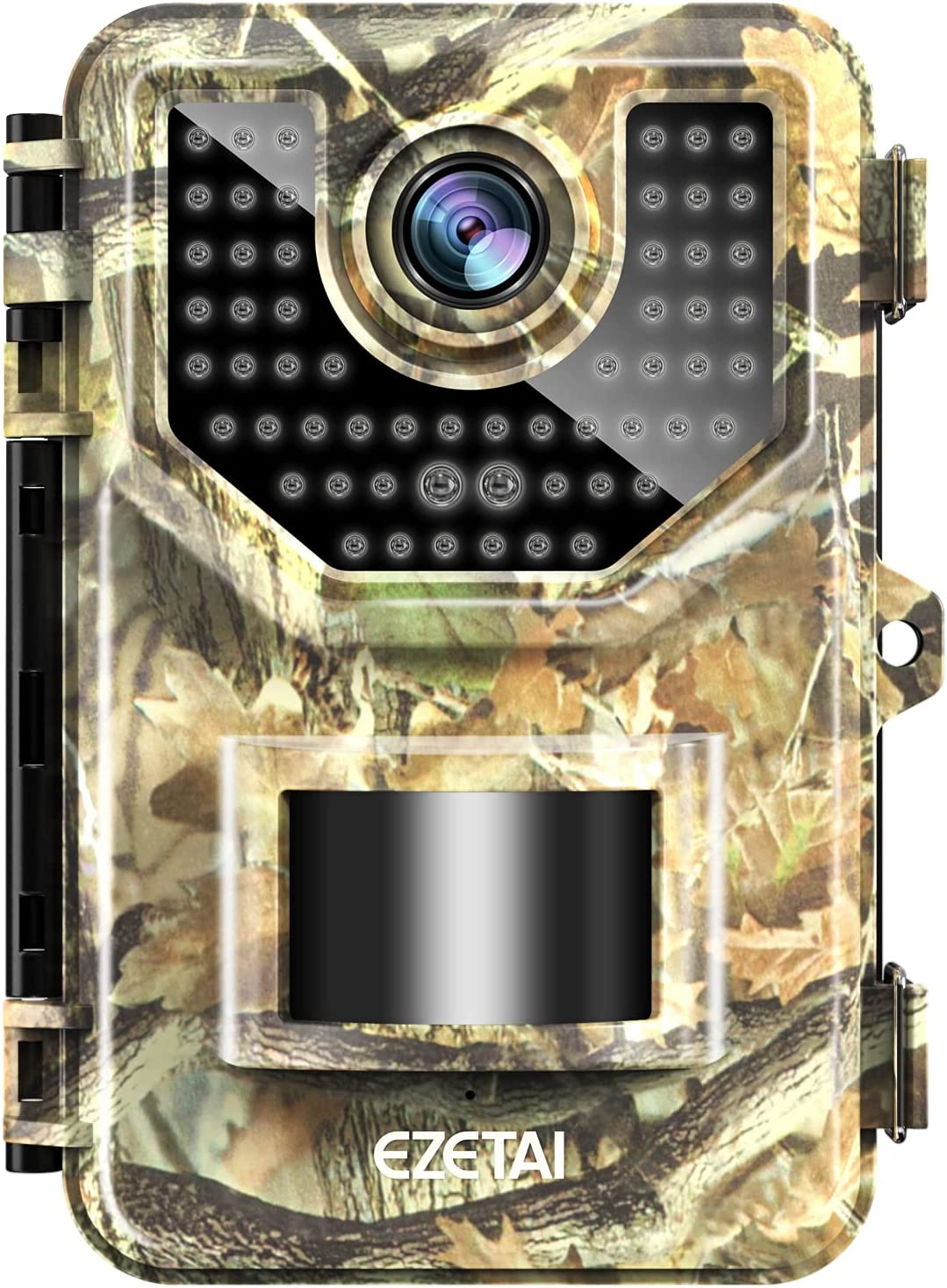 20MP 1520P/1080P Trail Camera,EZETAI Deer Game Camera with Night Vision Motion Activated Waterproof Scouting Hunting Camera with Time-Lapse and Audio 2.4