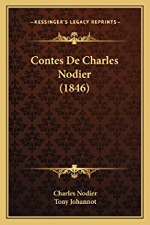 Contes De Charles Nodier (1846)