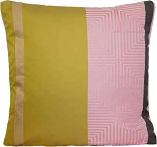 Modern Design Cushion Cover Designers Guild Pink Silk Decorative Pillow Case Graphic