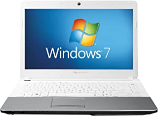Packard Bell Easynote NS44 HR-033UK 14 inch Laptop (Intel Core i3-2310, 3GB Ram, 320GB HDD, USB 3.0, Wi-Fi, Webcam, Window...
