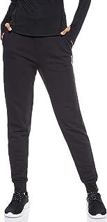 adidas Women's W BRILLIANT BASICS Trackpants, Grey (Medium Grey Heather)