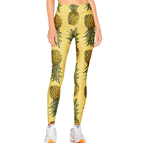 51fc9e6e06086 Tulucky Women's Best Printed Leggings Yoga Workout Stretchy Tights Pants