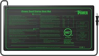 iPower Durable Waterproof Seedling Heat Mat 10