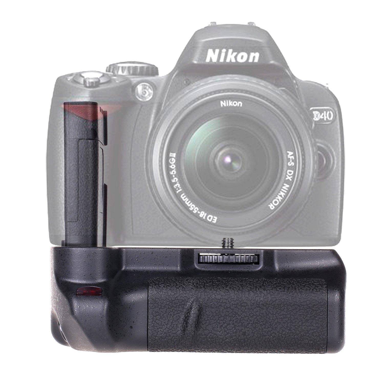 Empuñadura para Nikon D40 D40X D60 D3000 D5000, BG-2A empuñadura ...