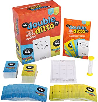 Inspiration Play Double Ditto Family Party Board Game