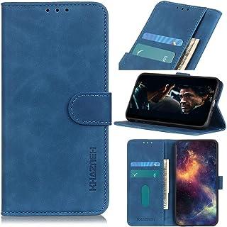 حالات LG For LG K41S/K51S Retro Texture PU + TPU Horizontal Flip Leather Case with Holder & Card Slots & Wallet(Black) حال...