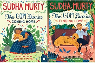 The Gopi Diaries : Coming Home + The Gopi Diaries : Finding Love (Set of 2 Books)