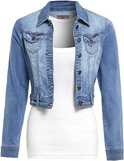 SS7 New Women's Stretch Denim Jacket, Sizes 8 to 16