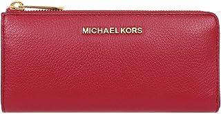 [マイケルコース] MICHAEL KORS 財布 (長財布) 35H8GTVZ3L スカーレット SCARLET レザー L 長財布 レディース [アウトレット品] [ブランド] [並行輸入品]