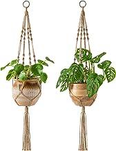 Amazon Com Jute Plant Hanger