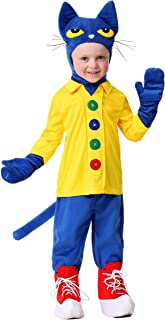 pete the cat costume for kids