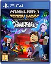 Minecraft Story Mode PlayStation 4 by Telltale Games