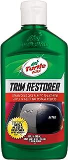 Turtle Wax 50601 Trim Restorer, 10. Fluid_Ounces