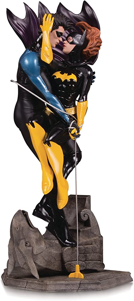 Dc direct- dc comics statue