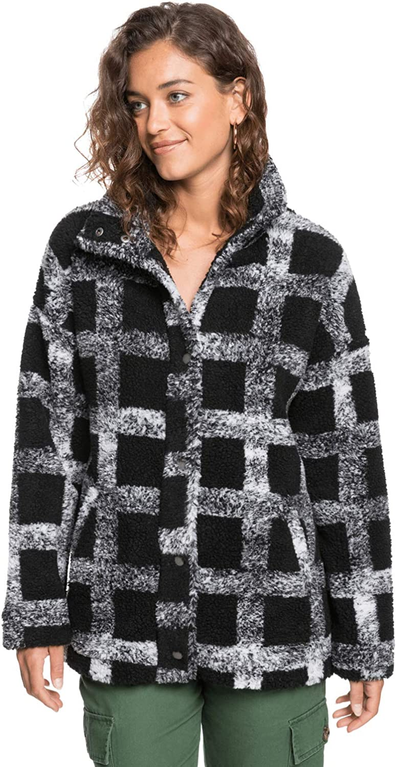 Roxy Spring new work one after another New mail order Women's Jacket