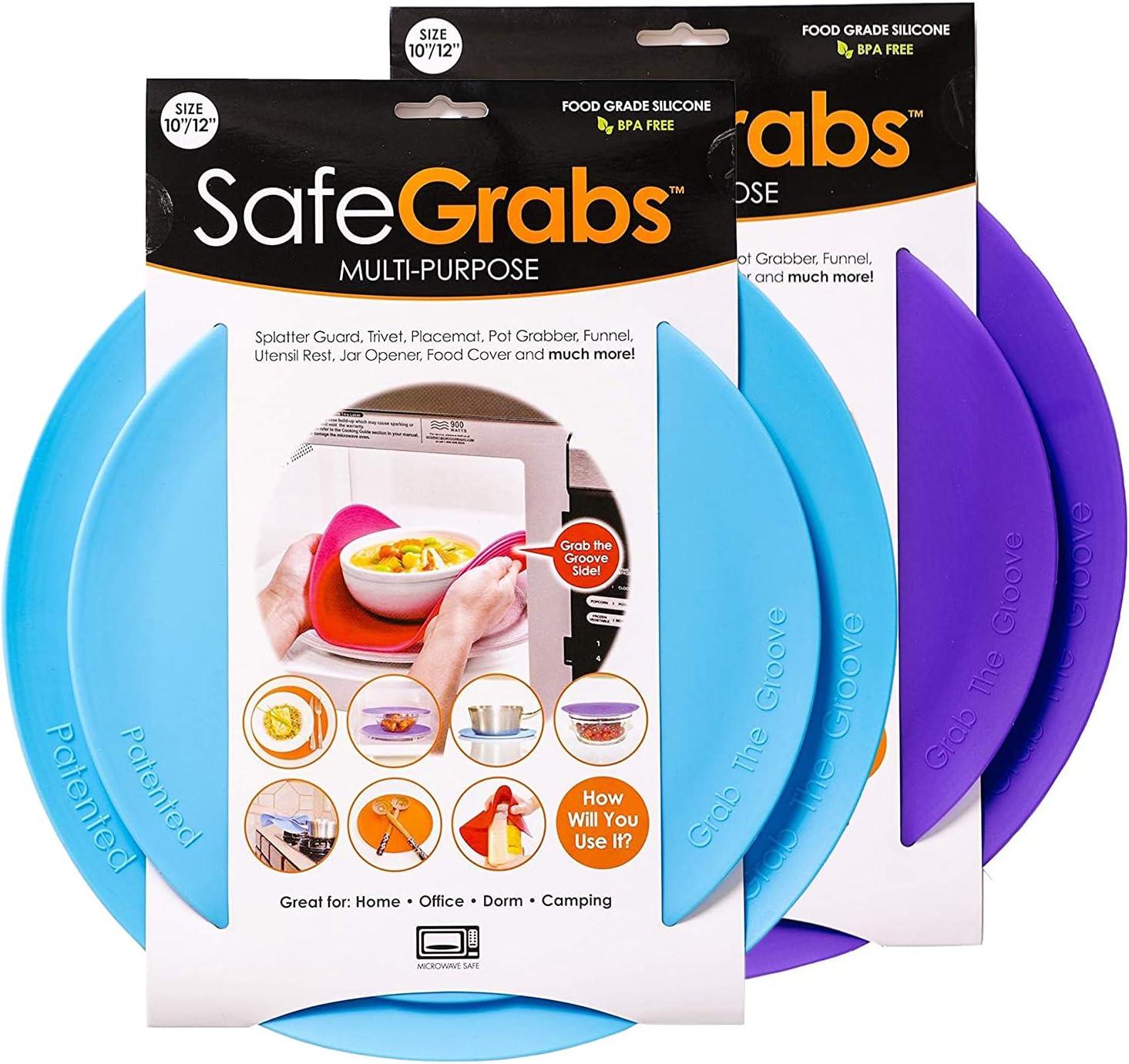 Safe High quality new Grabs 2 Color Bundle: Silicone Original Micro Multi-Purpose Dedication