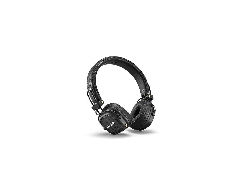 内側前に信条Marshall MAJOR III Bluetooth Black(ZMH-04092186)