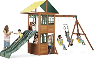 princess castle swing set