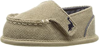 The Children's Place Kids' NBB Canvas Deck Boat Shoe