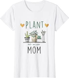 Best plant mom t shirt Reviews