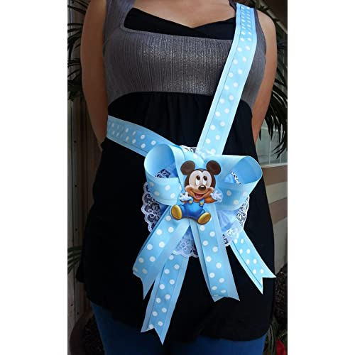 Baby Mickey Mouse Decorations For Baby Shower Amazoncom