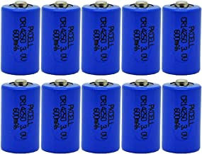 Unattended Sensors 2x SAFT LS14250/_TAB 1//2AA 3.6V 1200mAh Lithium Cell for Smart Utility Metering Asset Tracking Emergency Backup Data Collection Smart Munitions RFID Tracking Theft Prevention