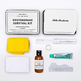 Men' Society Groomsman Survival Kit