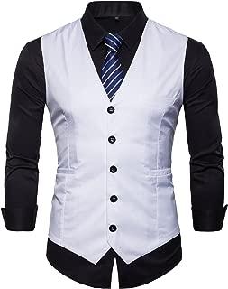 Amazon.es: Blanco - Trajes y blazers / Hombre: Ropa