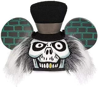 Disney Parks Disney World Disneyland Haunted Mansion Hatbox Ghost Mickey Ear Hat Halloween Headband