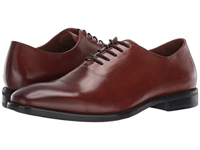 Kenneth Cole New York Ticketpod Lace-Up B (Cognac) Men