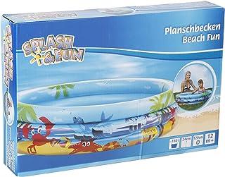 VEDES Großhandel GmbH - Ware 7703471 Splash & Fun Planschbecken Beach Fun 120cm