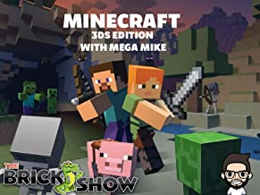 Minecraft 3DS Edition With Mega Mike