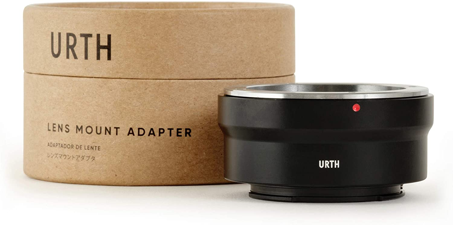Urth x Gobe Lens Mount Adapter: Max 54% favorite OFF Compatible QBM SL35 with Rollei