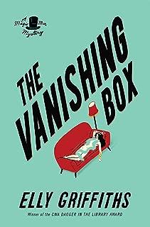 The Vanishing Box (Magic Men Mysteries Book 4)
