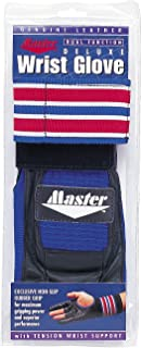 Master Industries Deluxe Wrist Glove, Large, Right Hand