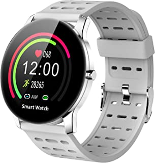LEKOO Fitness Tracker - Activity Tracker with Step Counter - Waterproof SmartWatch with Heart Rate Monitor - Fit Watch Sle...