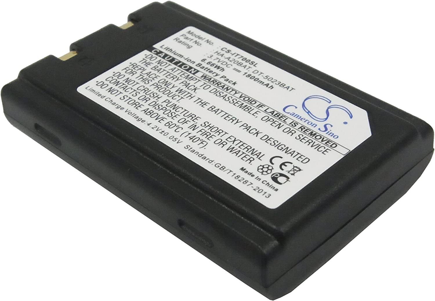3.7V 20-36098-01 Gorgeous Battery Replacement Sokkia SDR8100 4 years warranty for