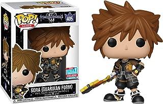 Funko Pop! Kingdom Hearts 3, Sora Guardian Form #405 NYCC 2018 Shared Exclusive