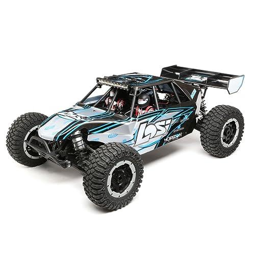 losi buggy desert 4wd rc xl scale electric rtr grey dbxl 5th elec avc cars trucks eletric grau truck bl