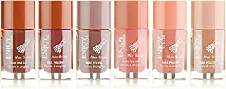 ENJOY Nail Polish Nude Colors Set 6 Pcs