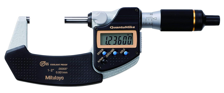 Mitutoyo Overseas parallel import regular item 293-181-30 Quantumike Micrometer 1-2