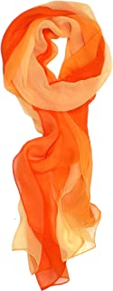 Ted and Jack - Silk Ombre Lightweight Accent Scarf