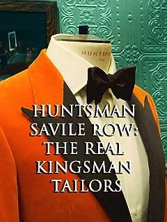 huntsman Savile Row: The Real Kingsman Tailors