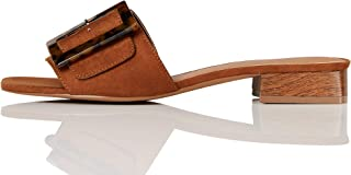 Marca Amazon - find. Ofer-s-1a-8 - Mules Mujer