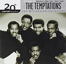 20th Century Masters: The Millennium Collection - The Best of the Temptations, Volume 2 (The 70s, 80s, & 90s)