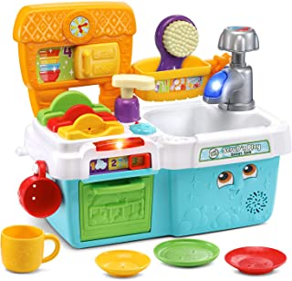 LeapFrog LF80-608100 Scrub and Play Smart Sink Toys Playset