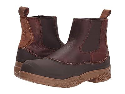 Wolverine Yak Waterproof Steel-Toe 6 Boot (Brown) Men