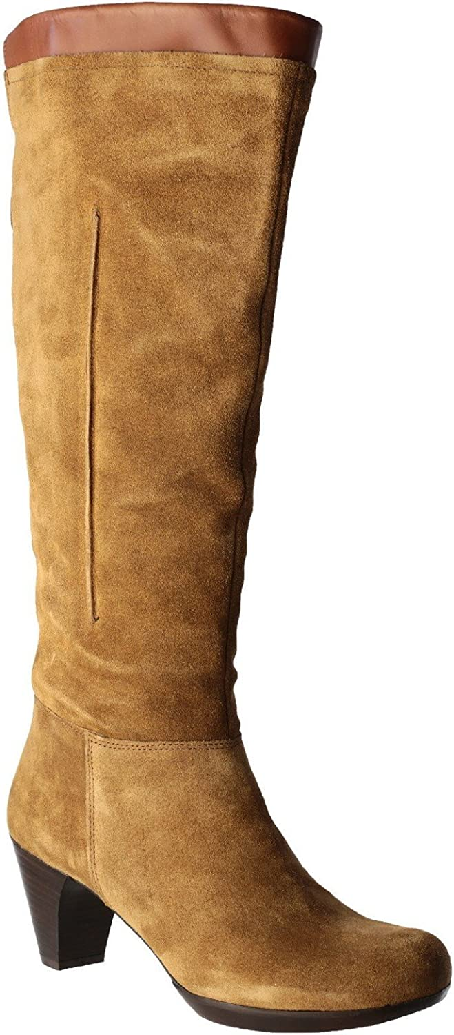 Riva Womens Toucan Suede Ladies Boot Tan Size UK 4 EU 37